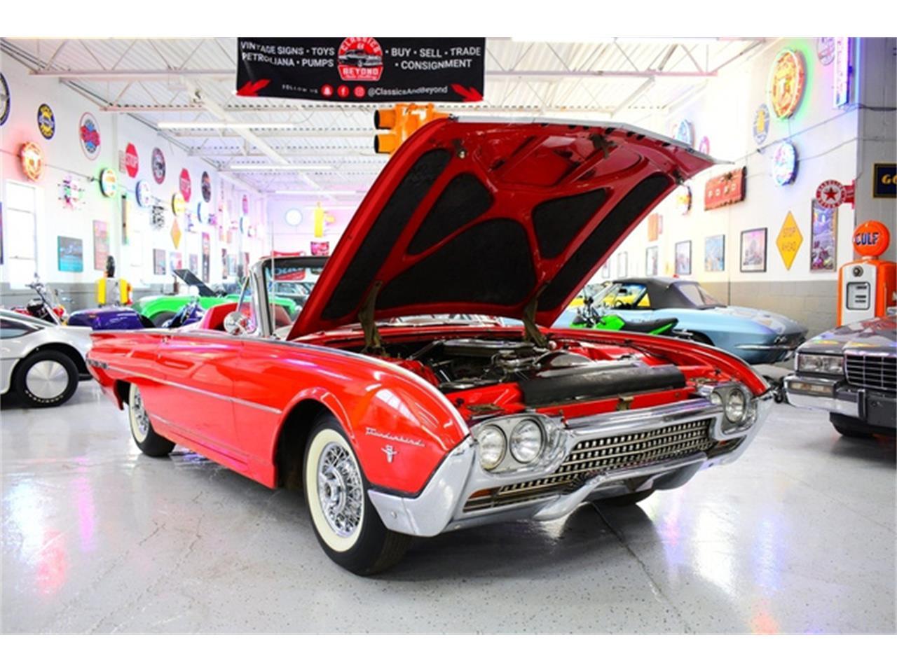 1962 Ford Thunderbird (CC-1363653) for sale in Wayne, Michigan