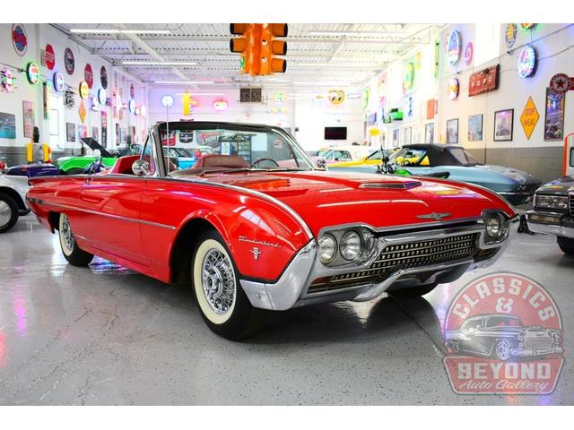1962 Ford Thunderbird (CC-1363653) for sale in Wayne, Michigan