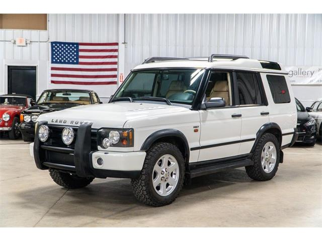 2004 Land Rover Discovery (CC-1360366) for sale in Kentwood, Michigan