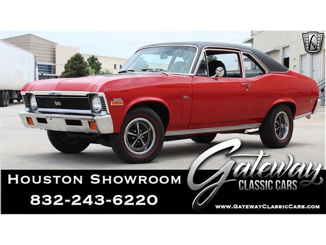 1972 Chevrolet Nova (CC-1363662) for sale in O'Fallon, Illinois