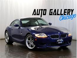 2007 BMW M Coupe (CC-1363680) for sale in Addison, Illinois
