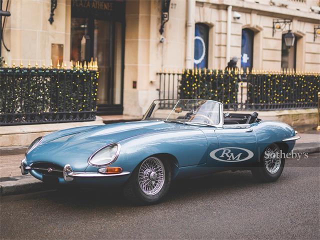 1962 Jaguar E-Type (CC-1363682) for sale in London, United Kingdom