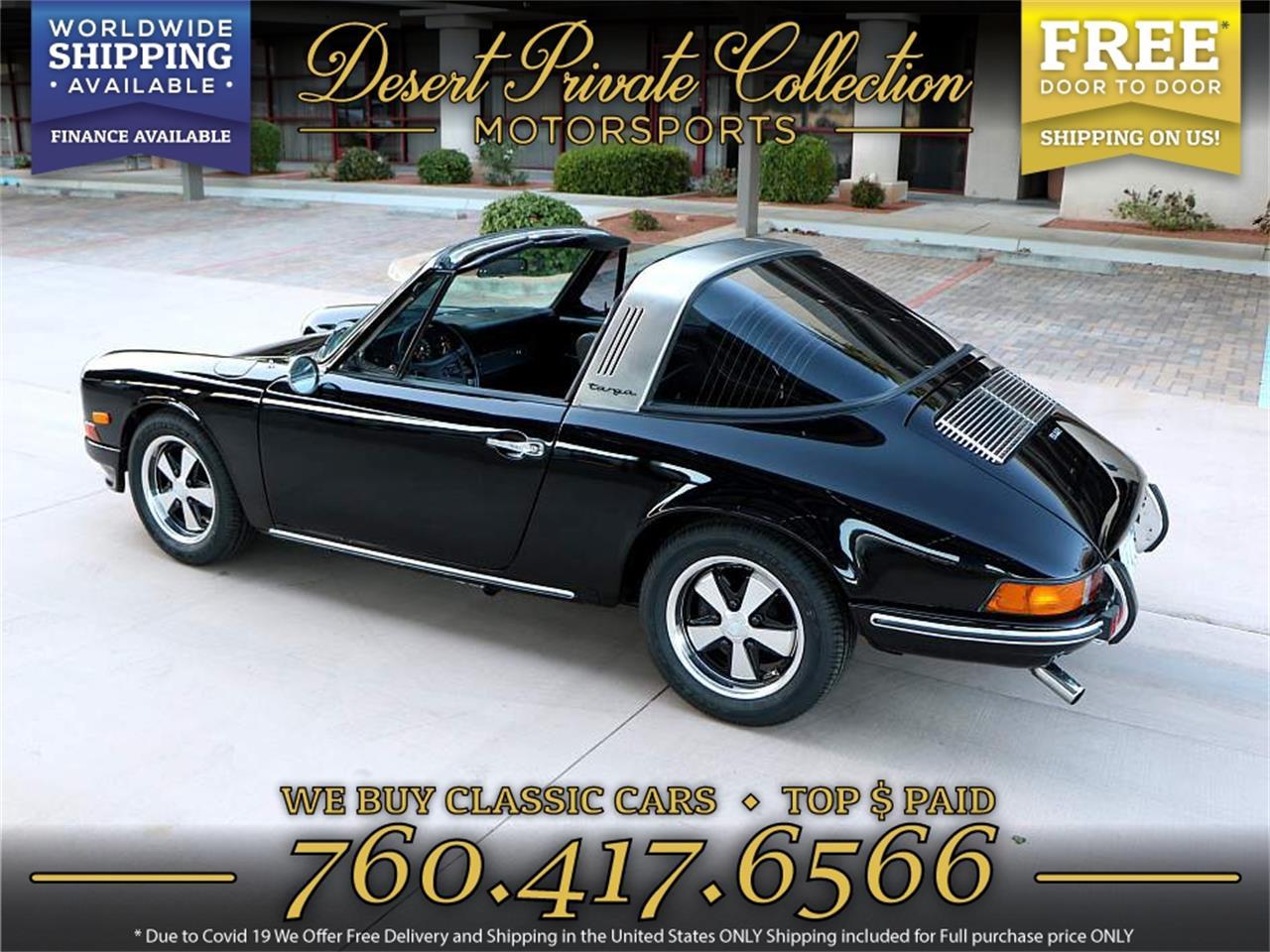 1969 Porsche 912 (CC-1363702) for sale in Palm Desert , California