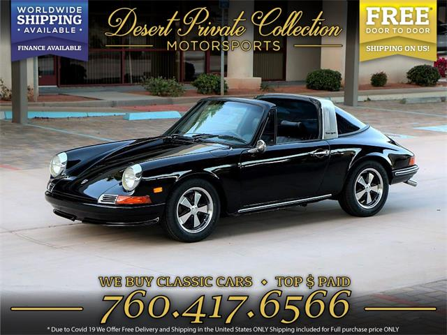 1969 Porsche 912 (CC-1363702) for sale in Palm Desert , California