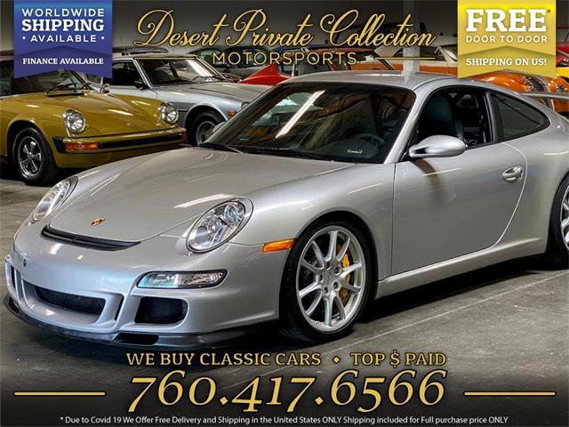 2007 Porsche 911 GT3 (CC-1363707) for sale in Palm Desert , California