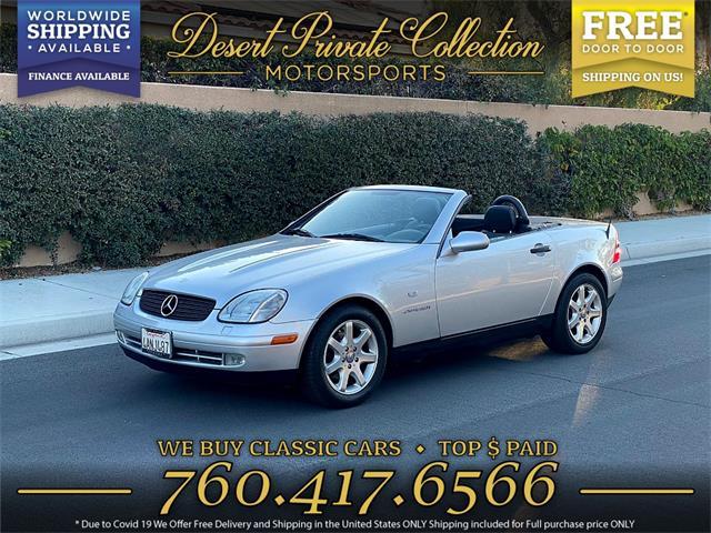 1998 Mercedes-Benz SLK230 (CC-1363712) for sale in Palm Desert , California