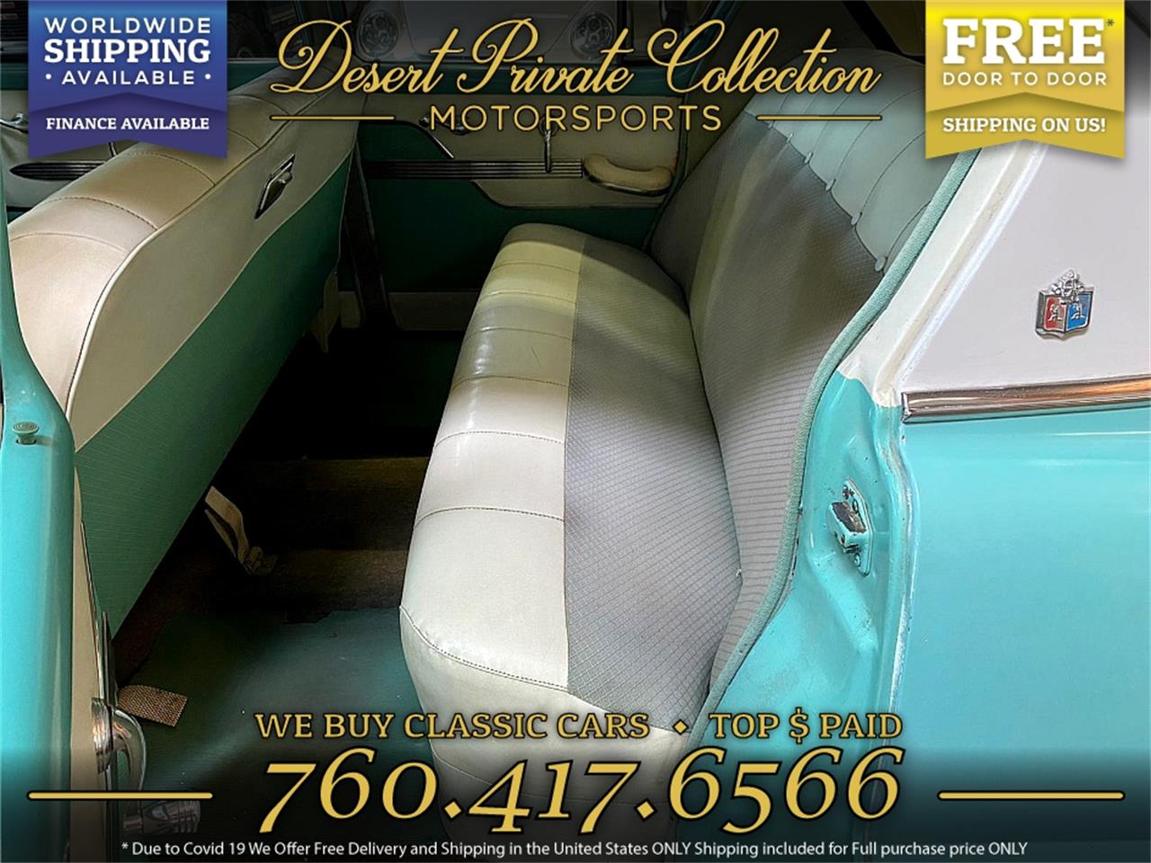 1954 Plymouth Belvedere (CC-1363717) for sale in Palm Desert , California