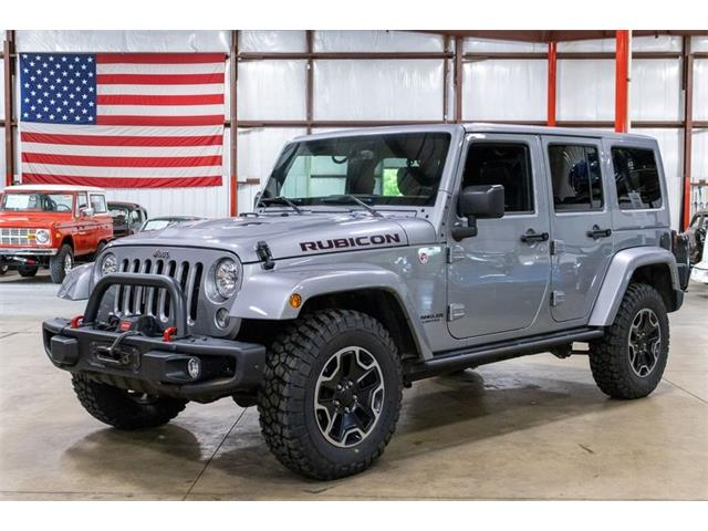 2016 Jeep Wrangler (CC-1360374) for sale in Kentwood, Michigan