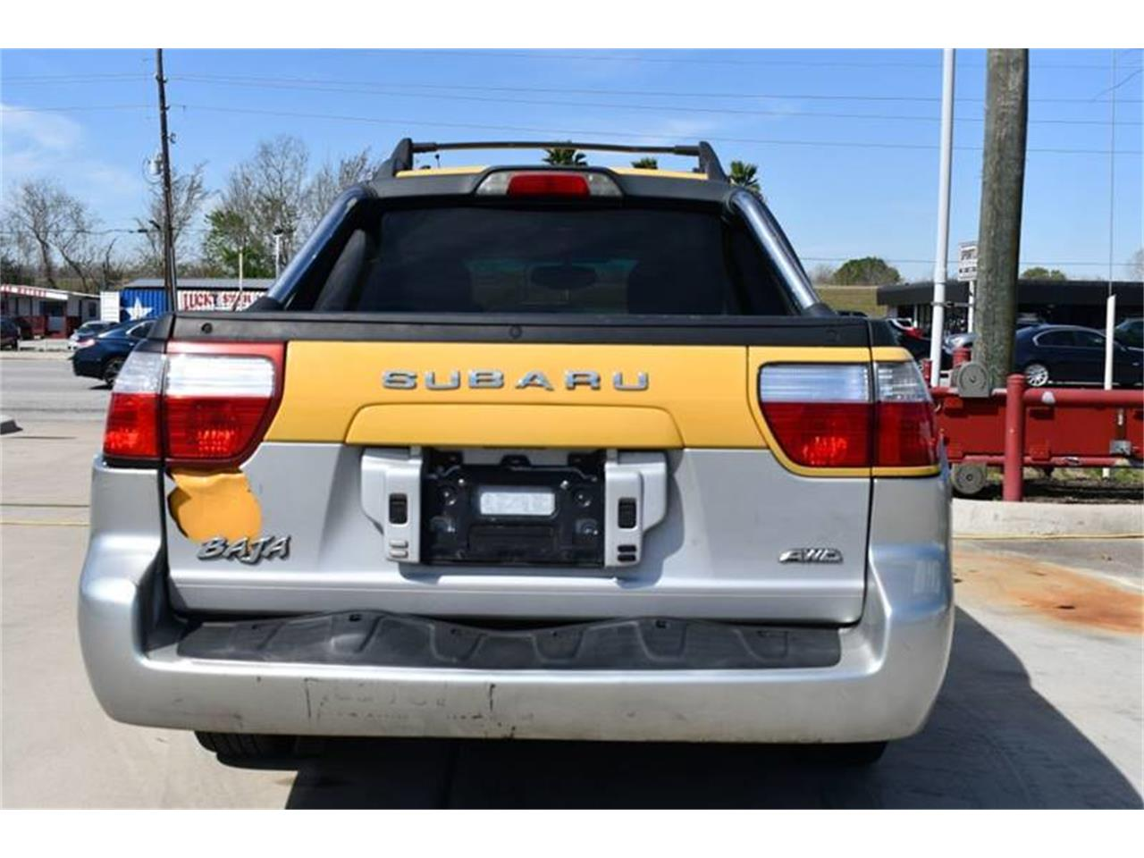 2003 Subaru Baja (CC-1363752) for sale in Houston, Texas