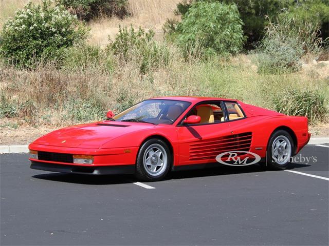 1987 Ferrari Testarossa (CC-1363755) for sale in Auburn, Indiana