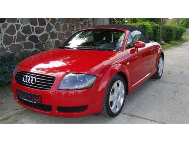 2003 Audi TT (CC-1363764) for sale in Troutman, North Carolina