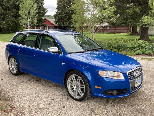 2008 Audi Wagon (CC-1363777) for sale in Jackson, Wyoming