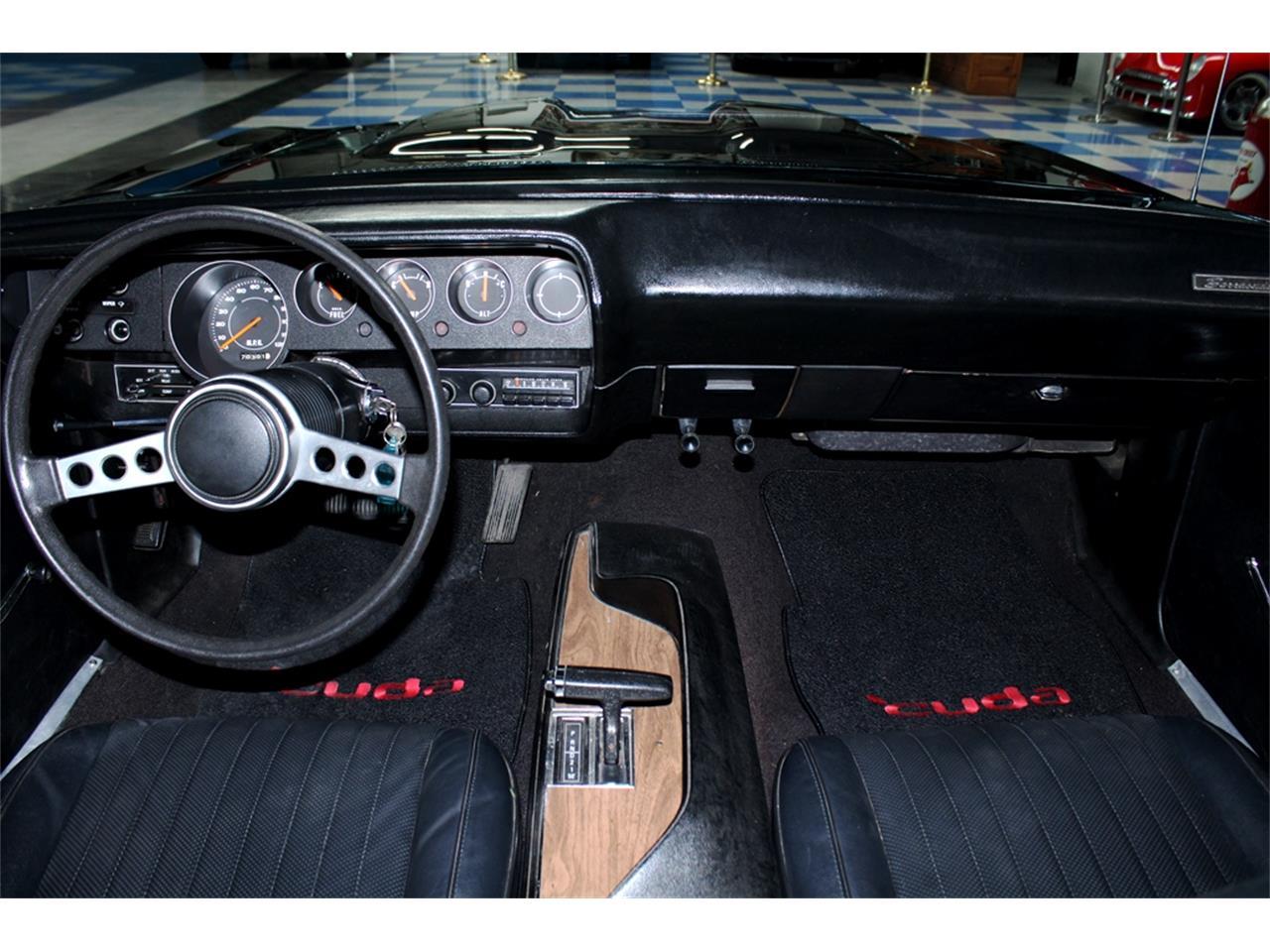 1973 Plymouth Barracuda (CC-1363778) for sale in New Braunfels , Texas