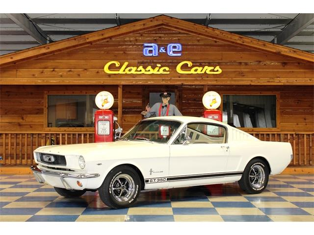 1966 Ford Mustang (CC-1363781) for sale in New Braunfels , Texas
