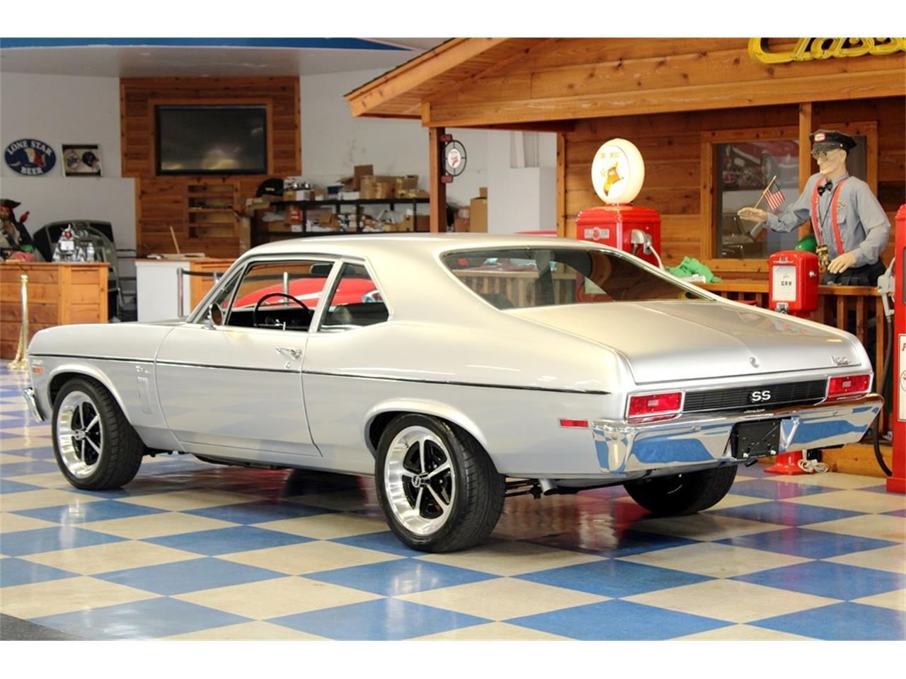 1970 Chevrolet Nova (CC-1363783) for sale in New Braunfels , Texas