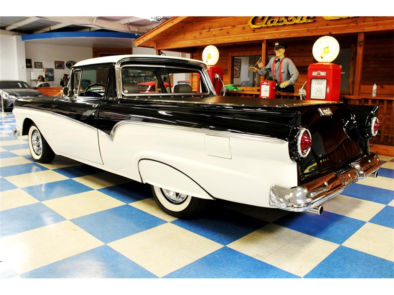 1957 Ford Ranchero (CC-1363784) for sale in New Braunfels , Texas
