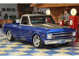 1972 Chevrolet C/K 10 (CC-1363786) for sale in New Braunfels , Texas