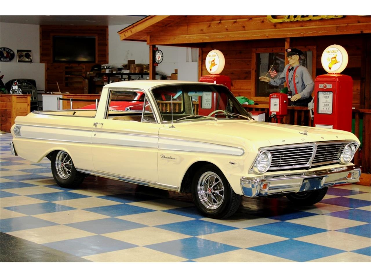 1965 Ford Ranchero (CC-1363787) for sale in New Braunfels , Texas