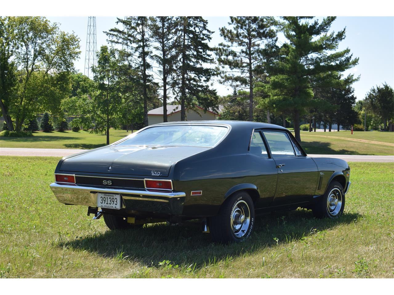 1970 Chevrolet Nova (CC-1363800) for sale in Watertown , Minnesota