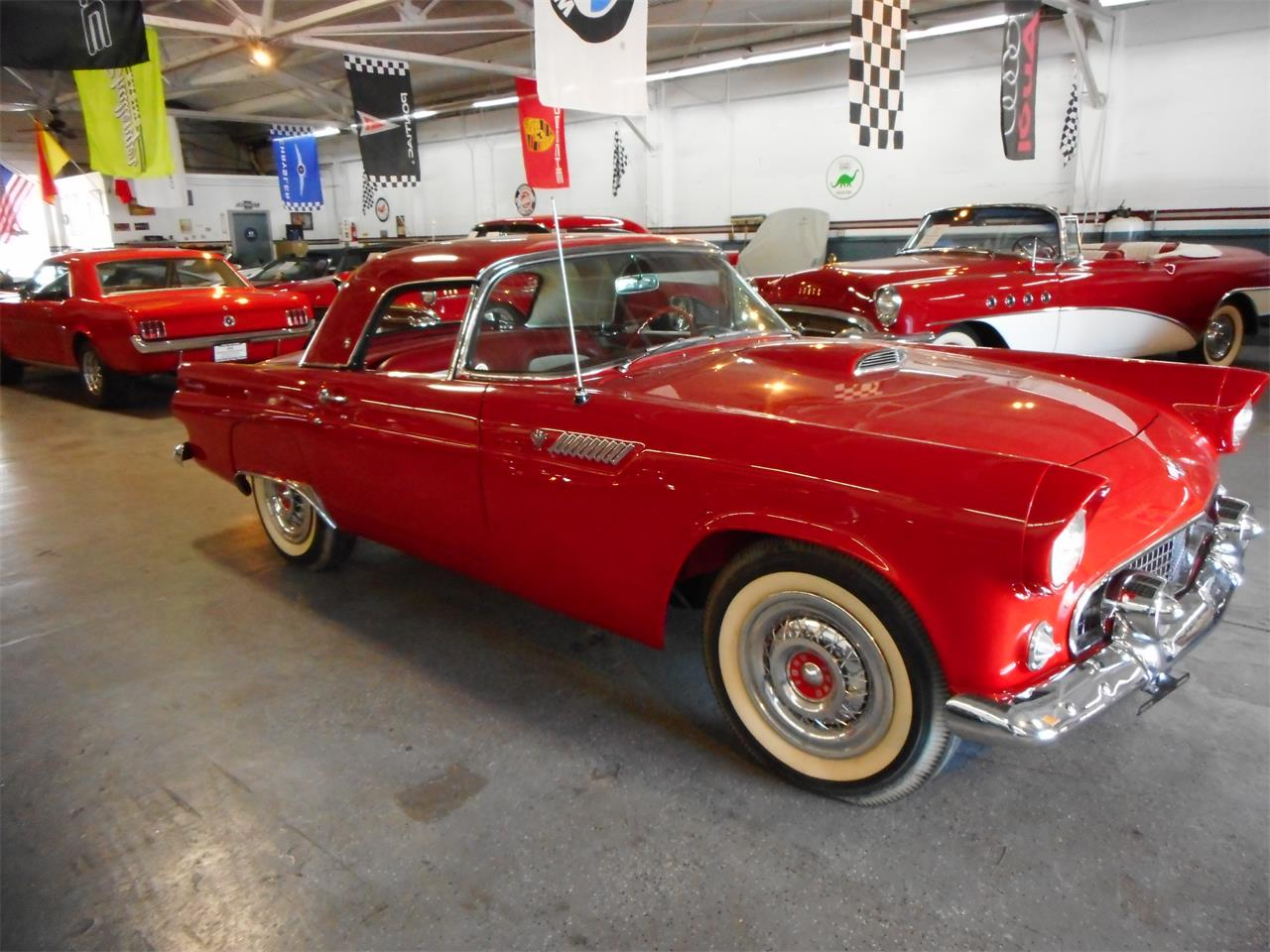 1955 Ford Thunderbird Sports Roadster (CC-1363815) for sale in Gilroy, California