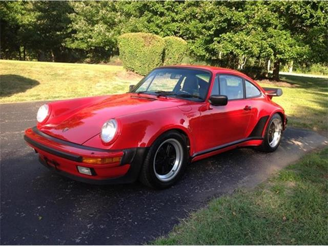 1987 Porsche 930 Turbo (CC-1363816) for sale in COLUMBIA, Maryland
