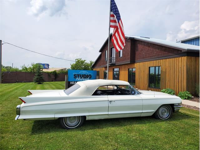 1962 Cadillac 2-Dr Convertible (CC-1363829) for sale in RICHMOND, Illinois