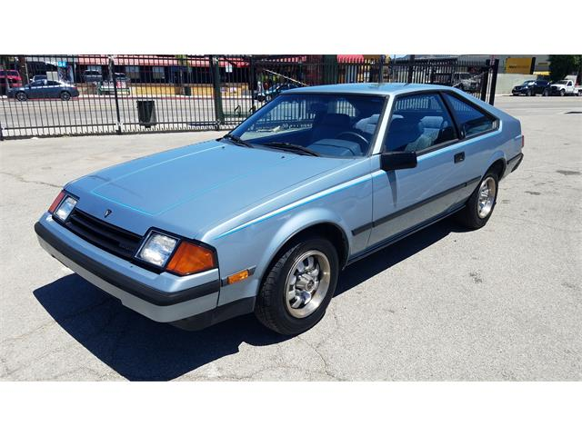 1983 Toyota Celica (CC-1363836) for sale in North Hollywood NoHo Arts District, California