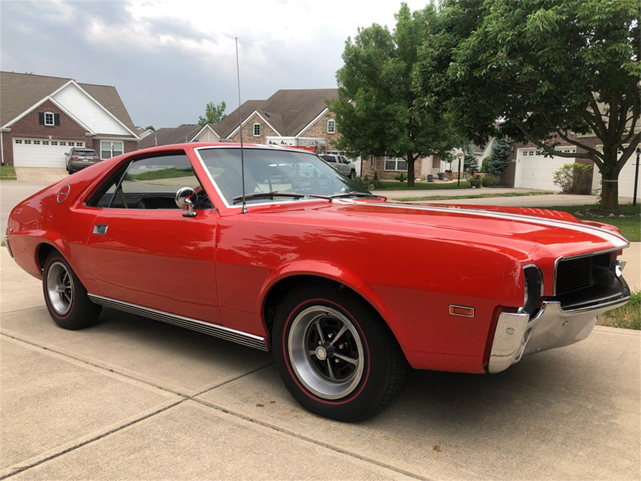 1968 AMC AMX (CC-1363841) for sale in Noblesville, Indiana