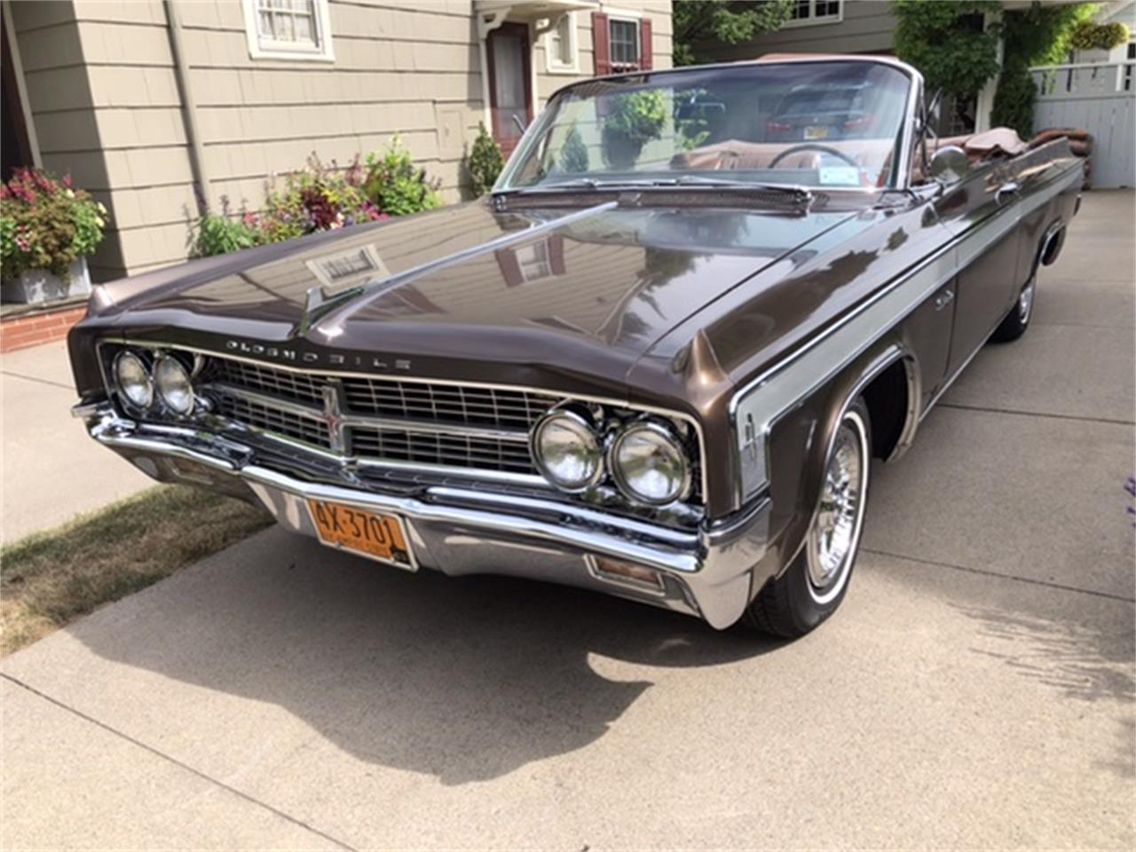 1963 Oldsmobile Starfire (CC-1363844) for sale in Rochester, New York