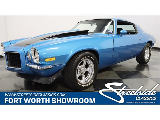 1971 Chevrolet Camaro (CC-1363850) for sale in Ft Worth, Texas