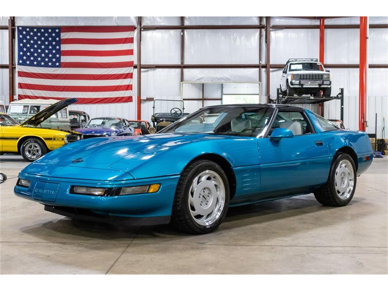 1992 Chevrolet Corvette (CC-1363851) for sale in Kentwood, Michigan
