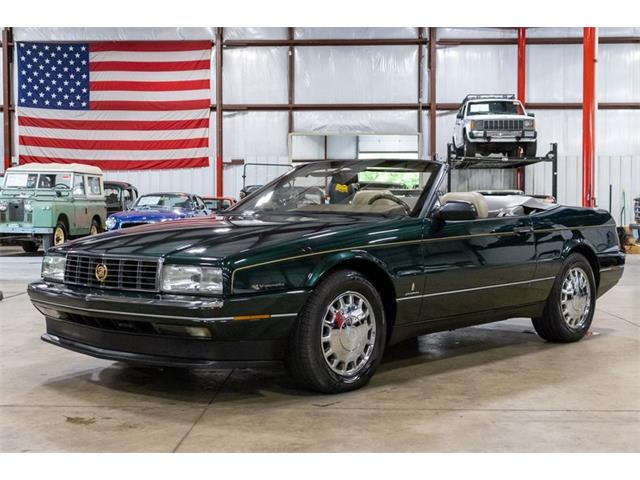 1993 Cadillac Allante (CC-1363852) for sale in Kentwood, Michigan