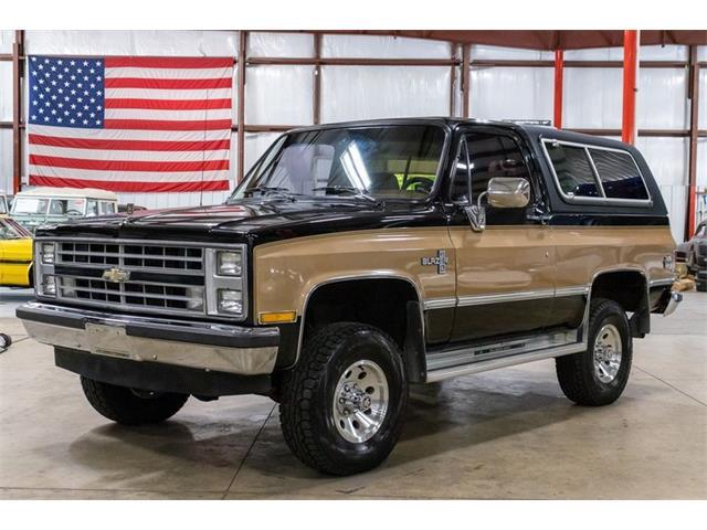 1988 Chevrolet Blazer (CC-1363853) for sale in Kentwood, Michigan