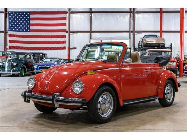 1974 Volkswagen Beetle (CC-1363854) for sale in Kentwood, Michigan
