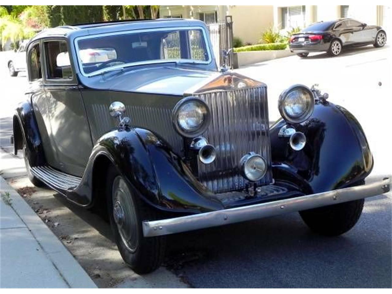 1936 Rolls-Royce Sedan (CC-1363859) for sale in Cadillac, Michigan