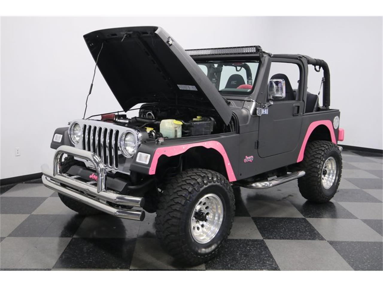 1999 Jeep Wrangler (CC-1363868) for sale in Lutz, Florida