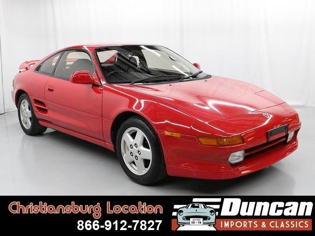 1995 Toyota MR2 (CC-1363870) for sale in Christiansburg, Virginia