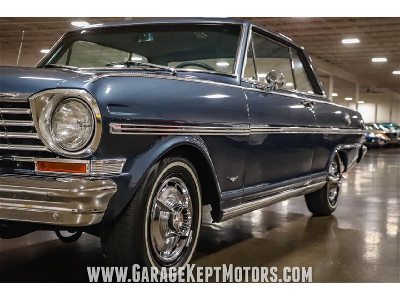 1963 Chevrolet Nova (CC-1363886) for sale in Grand Rapids, Michigan