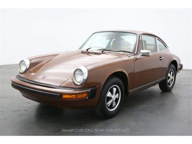 1976 Porsche 912E (CC-1363890) for sale in Beverly Hills, California