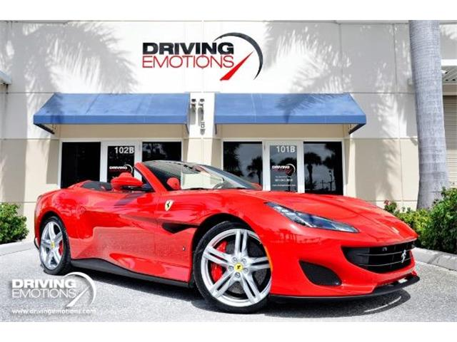 2019 Ferrari Portofino (CC-1363895) for sale in West Palm Beach, Florida