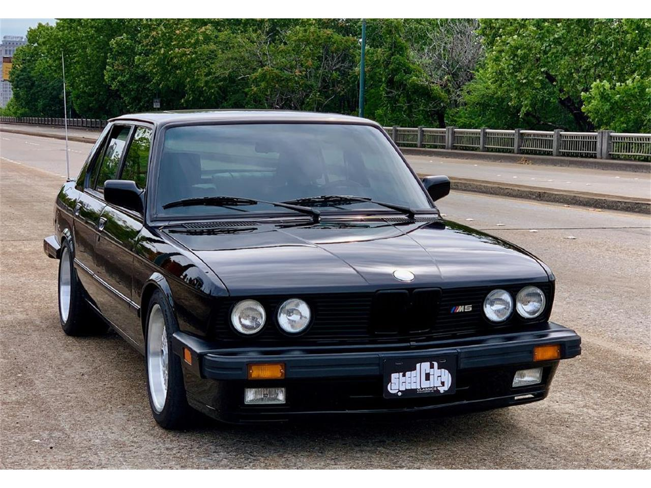 1988 BMW M5 (CC-1363898) for sale in West Pittston, Pennsylvania