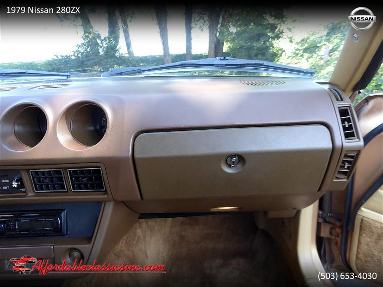 1979 Nissan 280ZX (CC-1363923) for sale in Gladstone, Oregon
