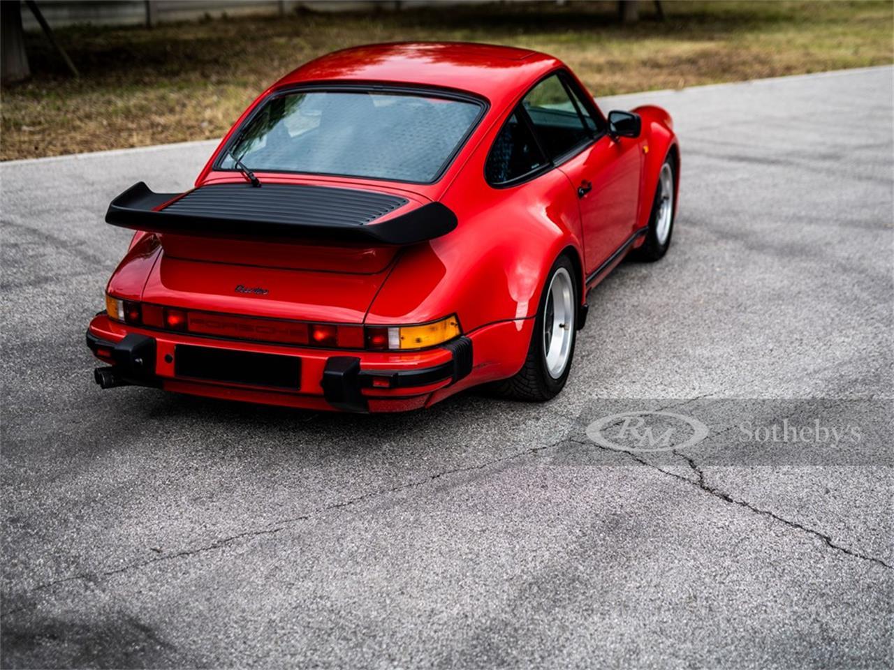 1988 Porsche 911 Turbo (CC-1363932) for sale in London, United Kingdom