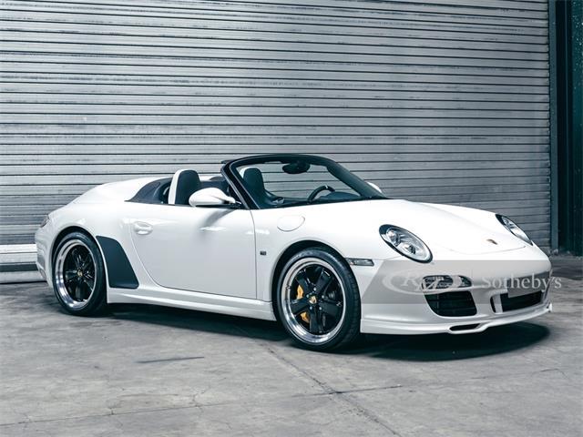 2011 Porsche 911 Speedster (CC-1363943) for sale in London, United Kingdom
