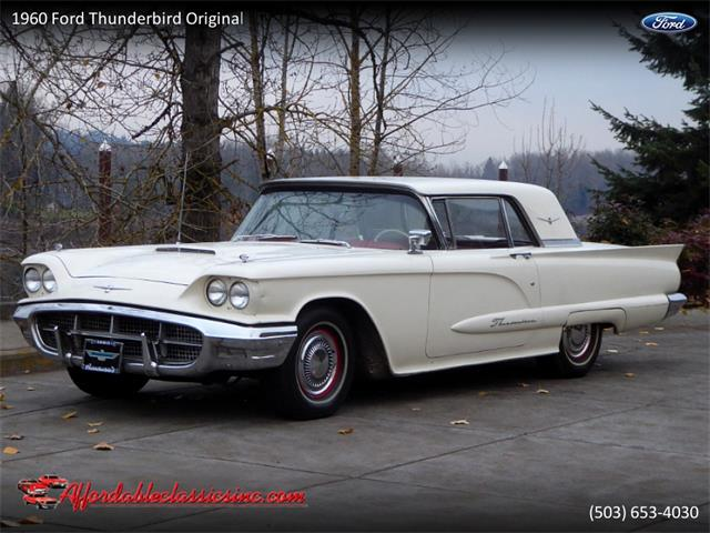 1960 Ford Thunderbird (CC-1363946) for sale in Gladstone, Oregon