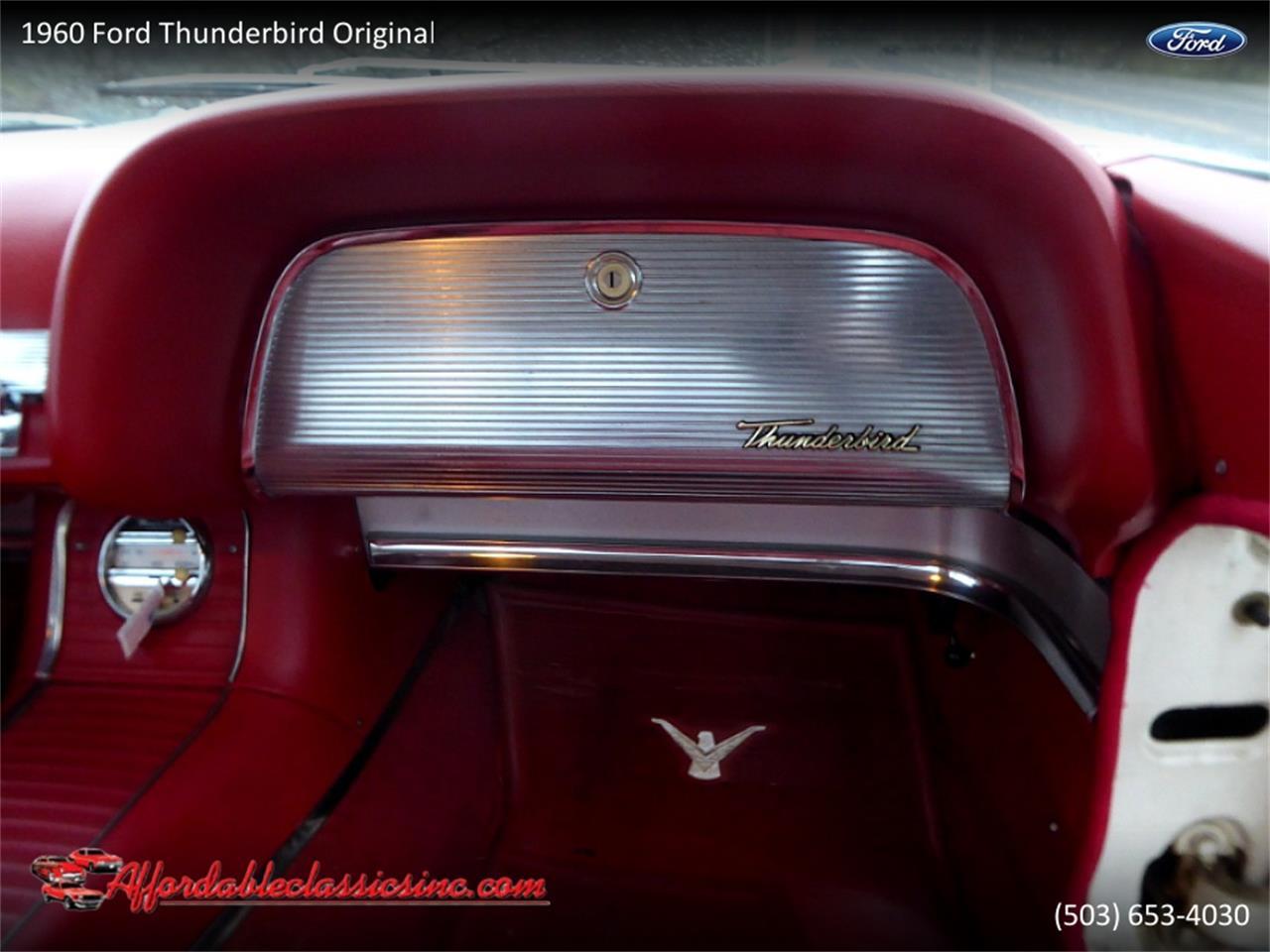 1960 Ford Thunderbird (CC-1363946) for sale in Gladstone, Oregon