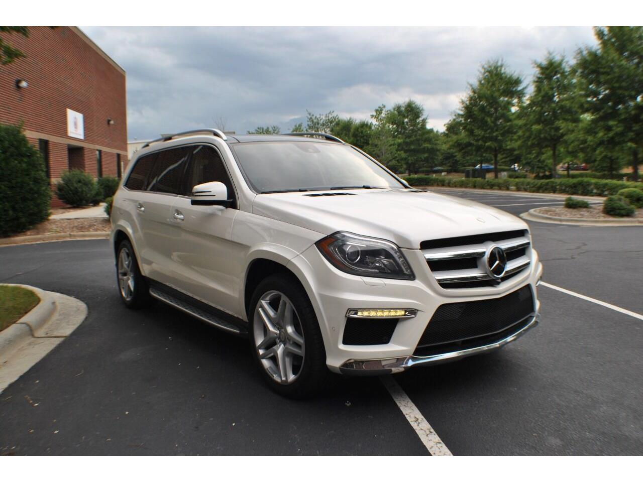2013 Mercedes-Benz GL450 (CC-1363958) for sale in Charlotte, North Carolina