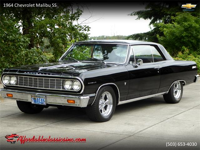 1964 Chevrolet Malibu SS (CC-1363959) for sale in Gladstone, Oregon
