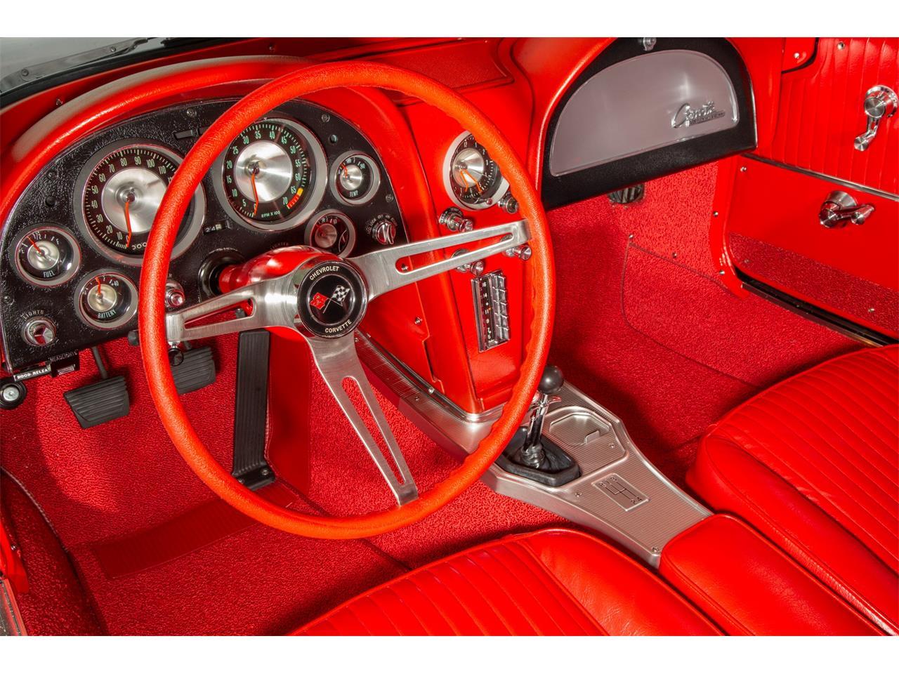 1963 Chevrolet Corvette (CC-1363962) for sale in Des Moines, Iowa