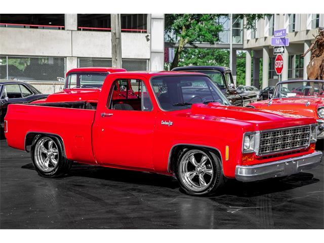 1973 Chevrolet Pickup (CC-1363967) for sale in Des Moines, Iowa